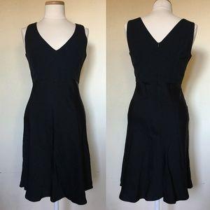 Bebe Vintage Black Cocktail Dress (8)